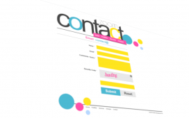 How to create Divi contact us page